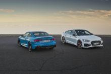 El Audi RS5 sigue la estela del restyling con tímidas pero acertadas modificaciones