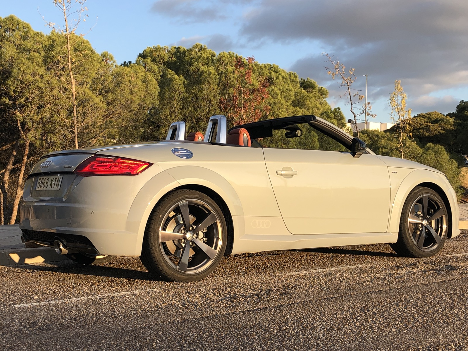 Audi Tt Roadster 20aniversario 15