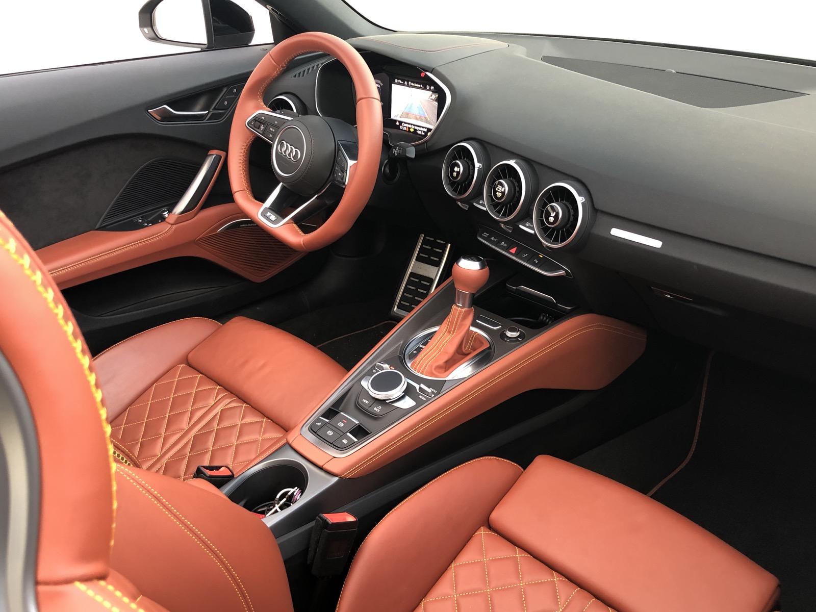 Audi Tt Roadster 20aniversario 23