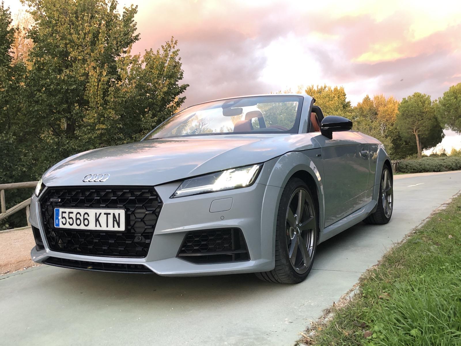 Audi Tt Roadster 20aniversario 33