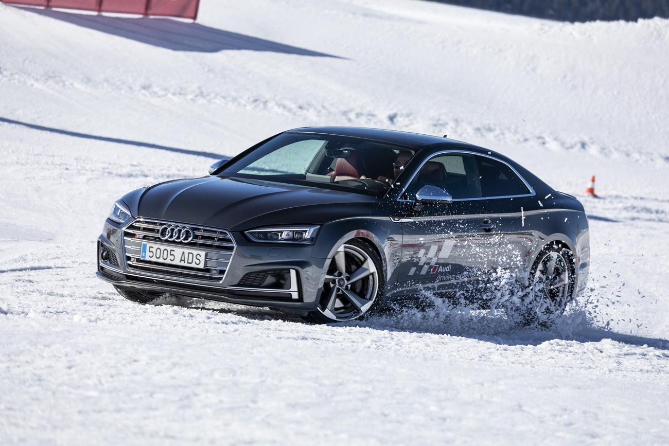 Audi Winter Driving Experience 2020 3