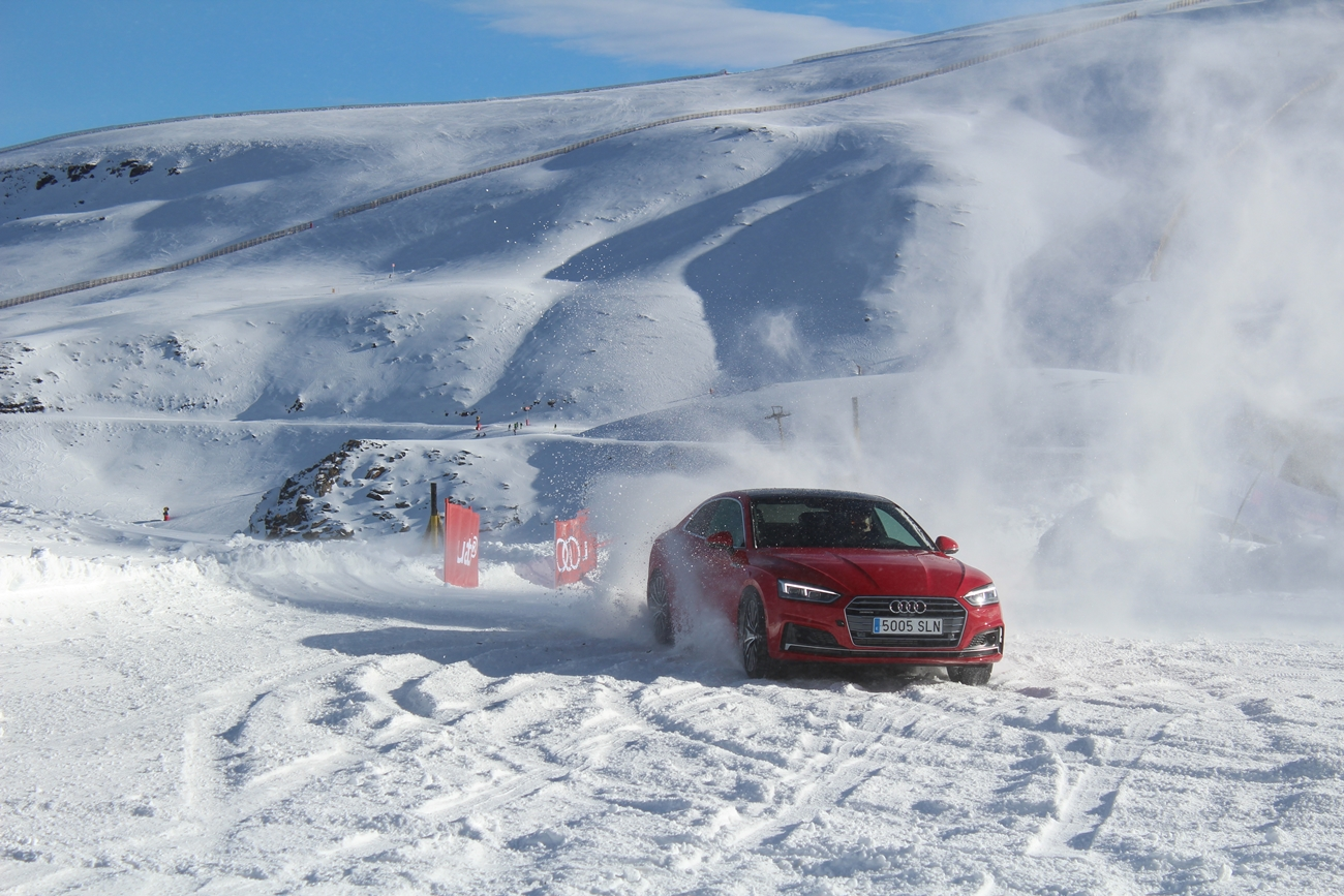 Audi Winter Driving Experience 2020 4