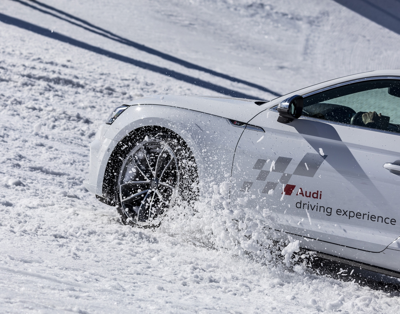 Audi Winter Driving Experience 2020 5