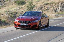 Prueba BMW M850i xDrive: un coupé difícil de mejorar