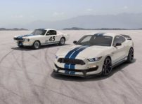 Ford Mustang Shelby Gt350 Gt350r Heritage Edition (3)