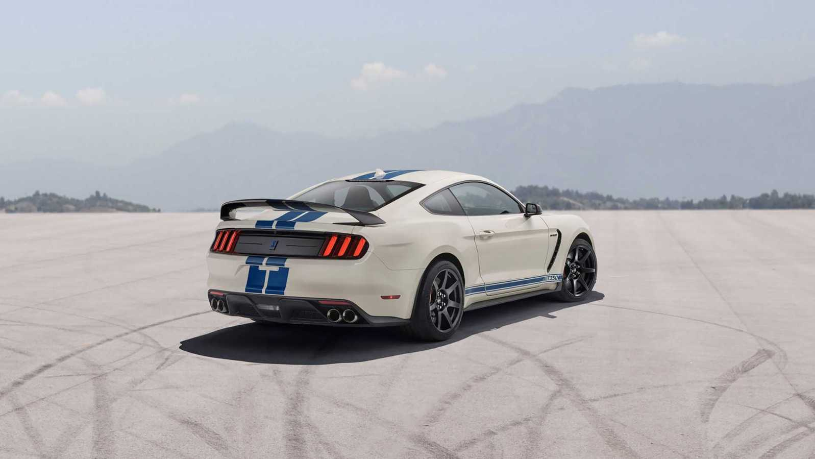 Ford Mustang Shelby Gt350 Gt350r Heritage Edition (7)