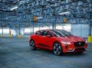 El Jaguar I-Pace mejorará su autonomía en un 8% gracias a una actualización
