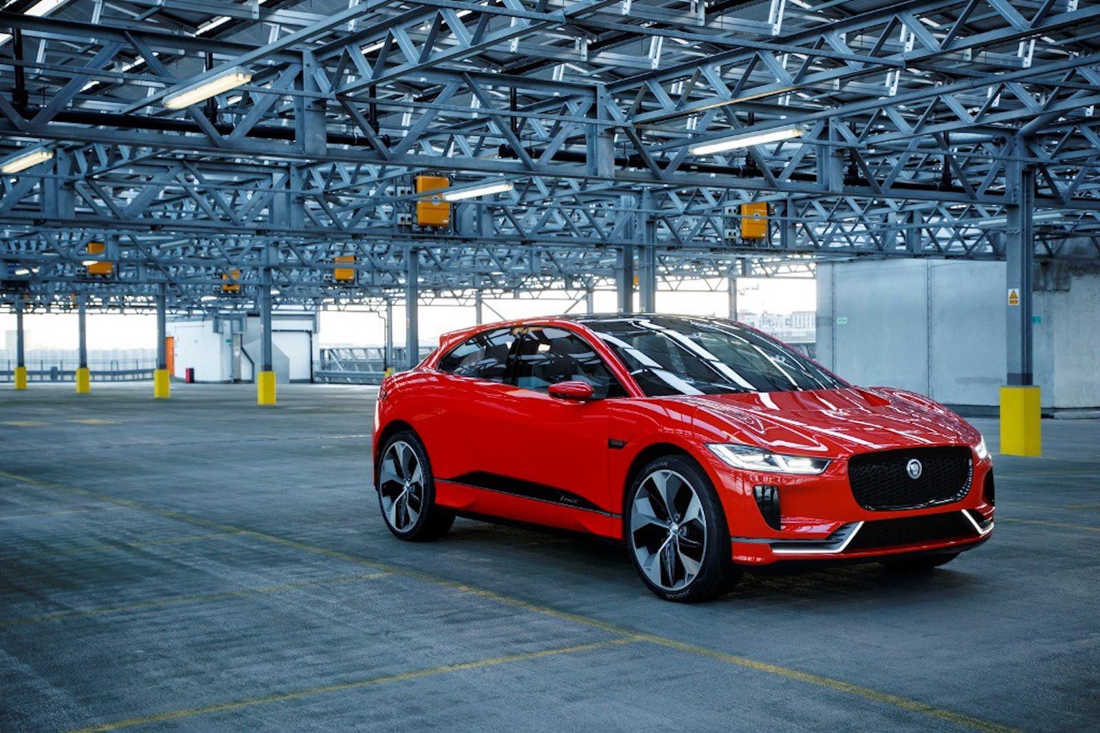 Jaguar I Pace Mejora Autonomia 1