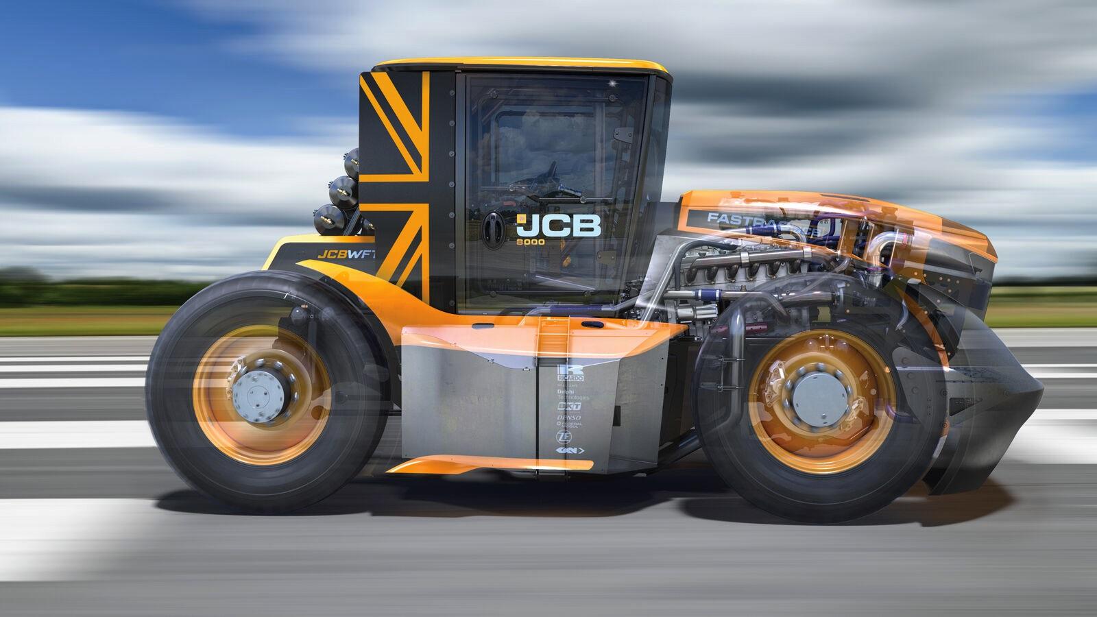 Jcb Fastrac Two (2)