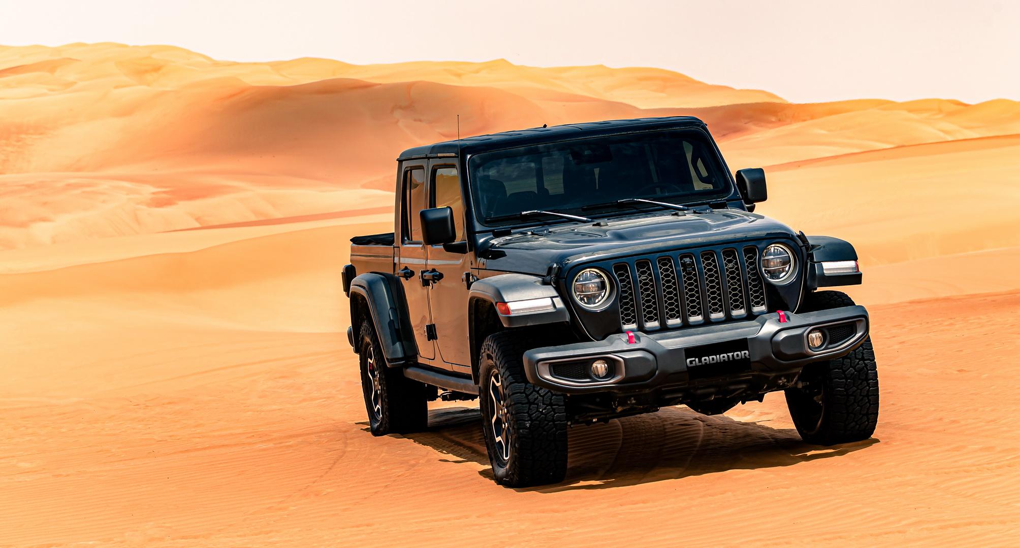 Jeep Gladiator Oriente Medio (2)