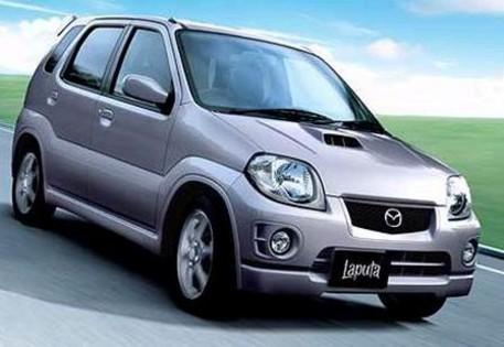 Mazda La Puta