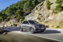 El Mercedes-AMG GLE 53 ya está disponible en España con 435 CV y con un precio de partida de 94.100 euros