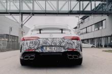 Un Mercedes-AMG GT híbrido podría estar en camino