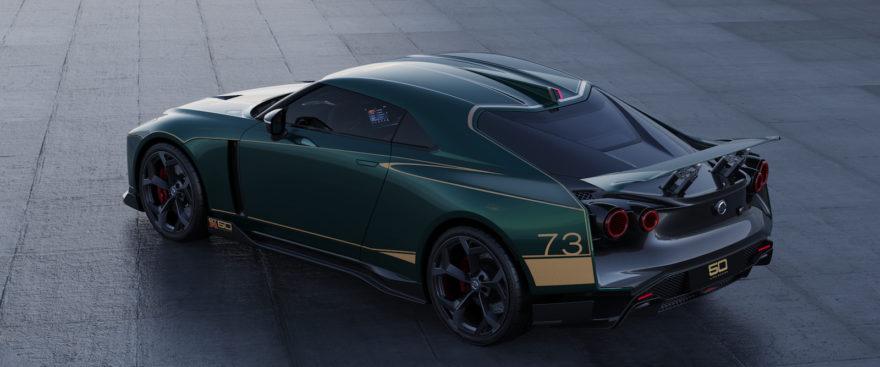 Nissan Gt R50 Italdesign Produccion 5