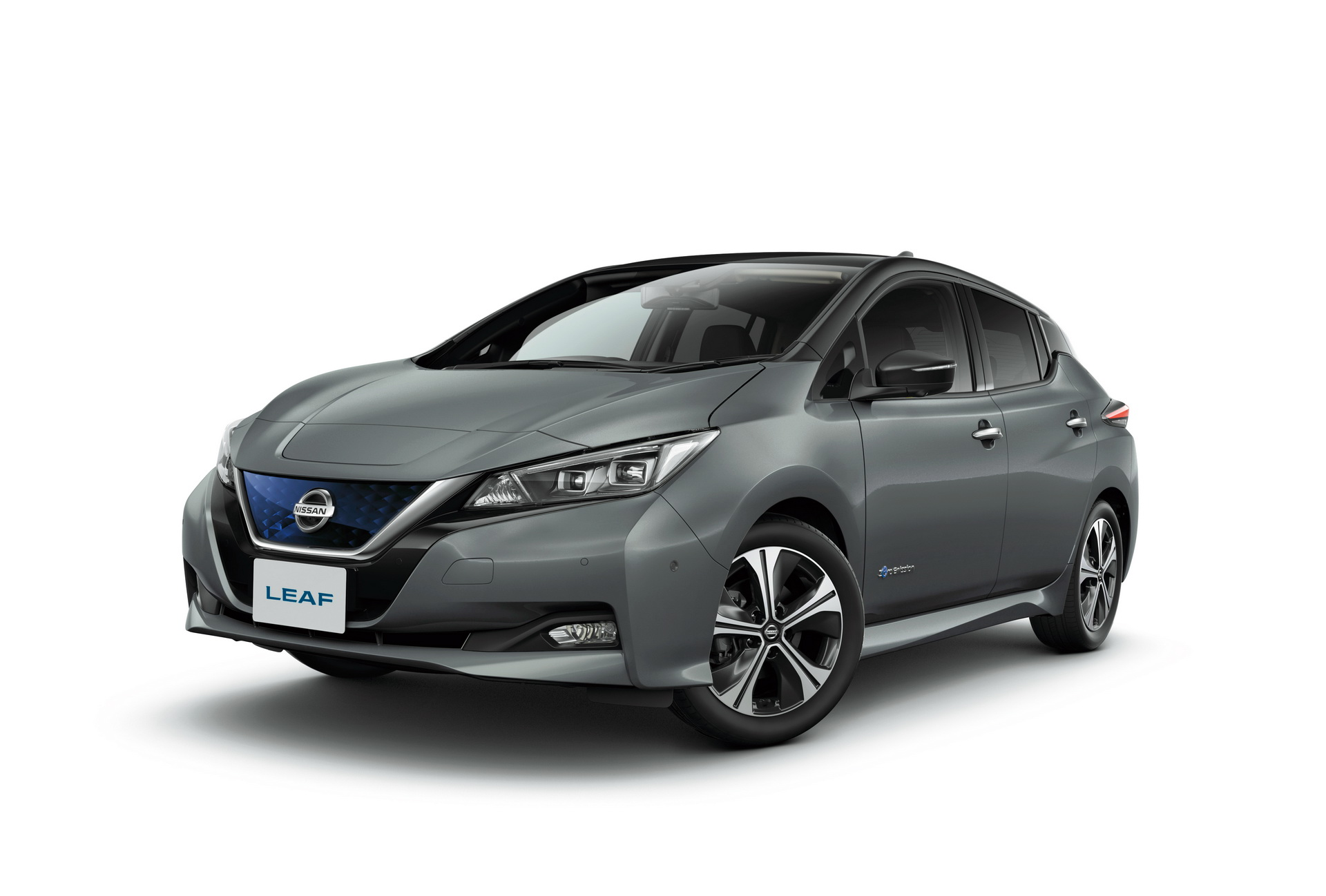 Nissan Leaf 2020 Novedades Tecnología 6
