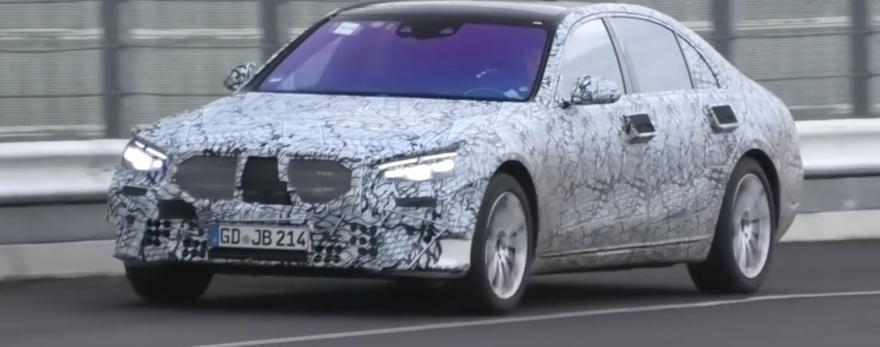 Nuevo Mercedes Clase S Tecnologia 1