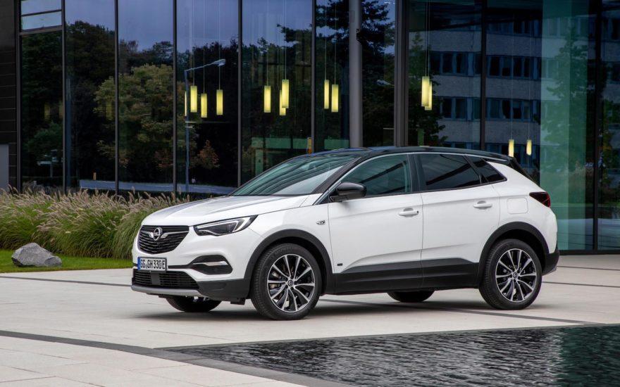Opel Grandland X Phev Traccion Delantera Precio 1