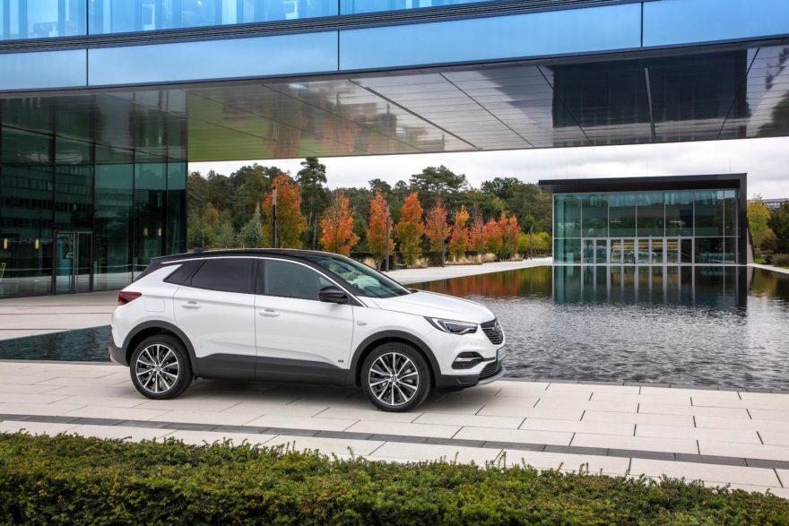 Opel Grandland X Phev Traccion Delantera Precio 2