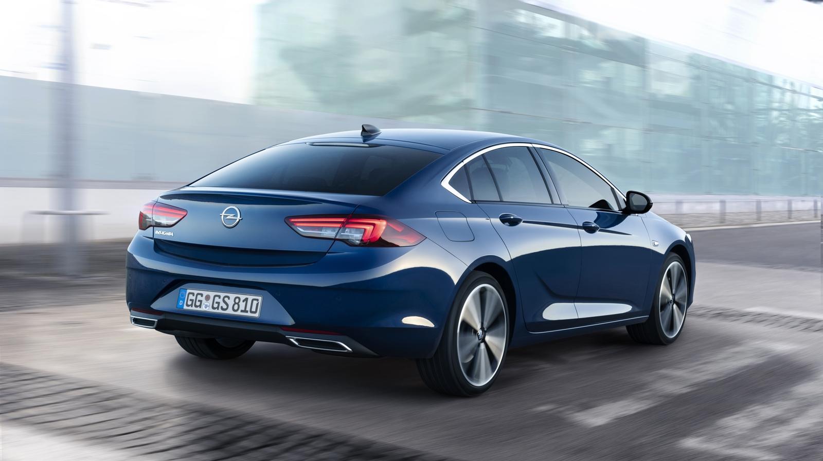 Opel Insignia 2020 (2)