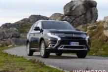 Prueba Mitsubishi Outlander PHEV, un SUV sin restricciones
