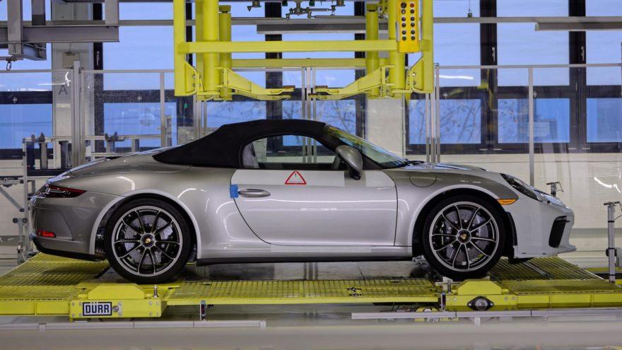 Porsche 911 991 Fin Produccion 2