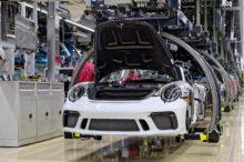 Dile definitivamente adiós al Porsche 911 991: sale de la línea de producción la última unidad de esta generación