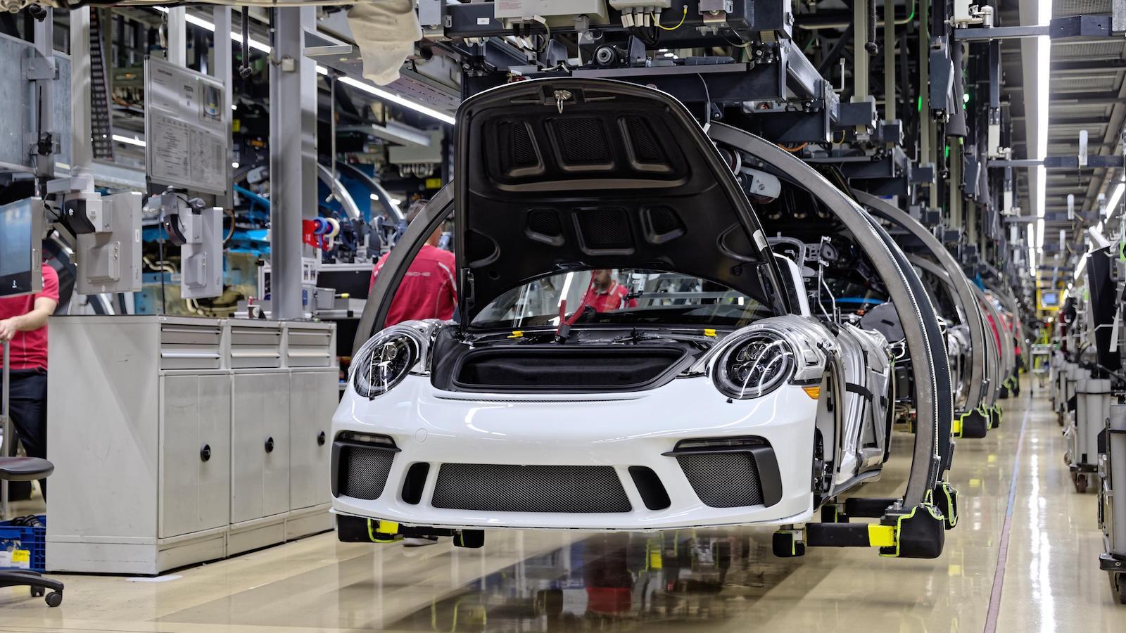 Porsche 911 991 Fin Produccion 3
