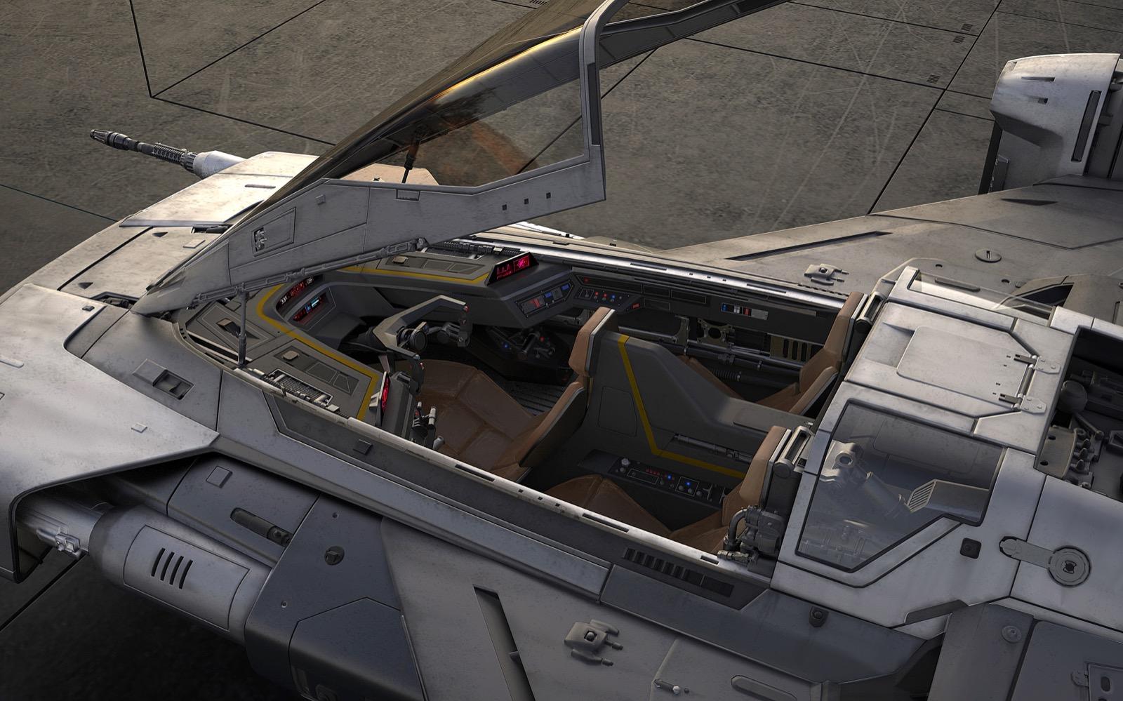 Porsche Nave Espacial 2