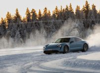 Porsche Taycan Nieve 2