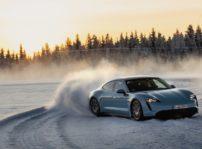 Porsche Taycan Nieve 3