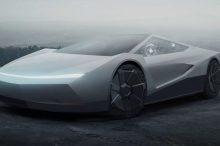 ¿Podría el Roadster de Tesla parecerse al Cybertruck?