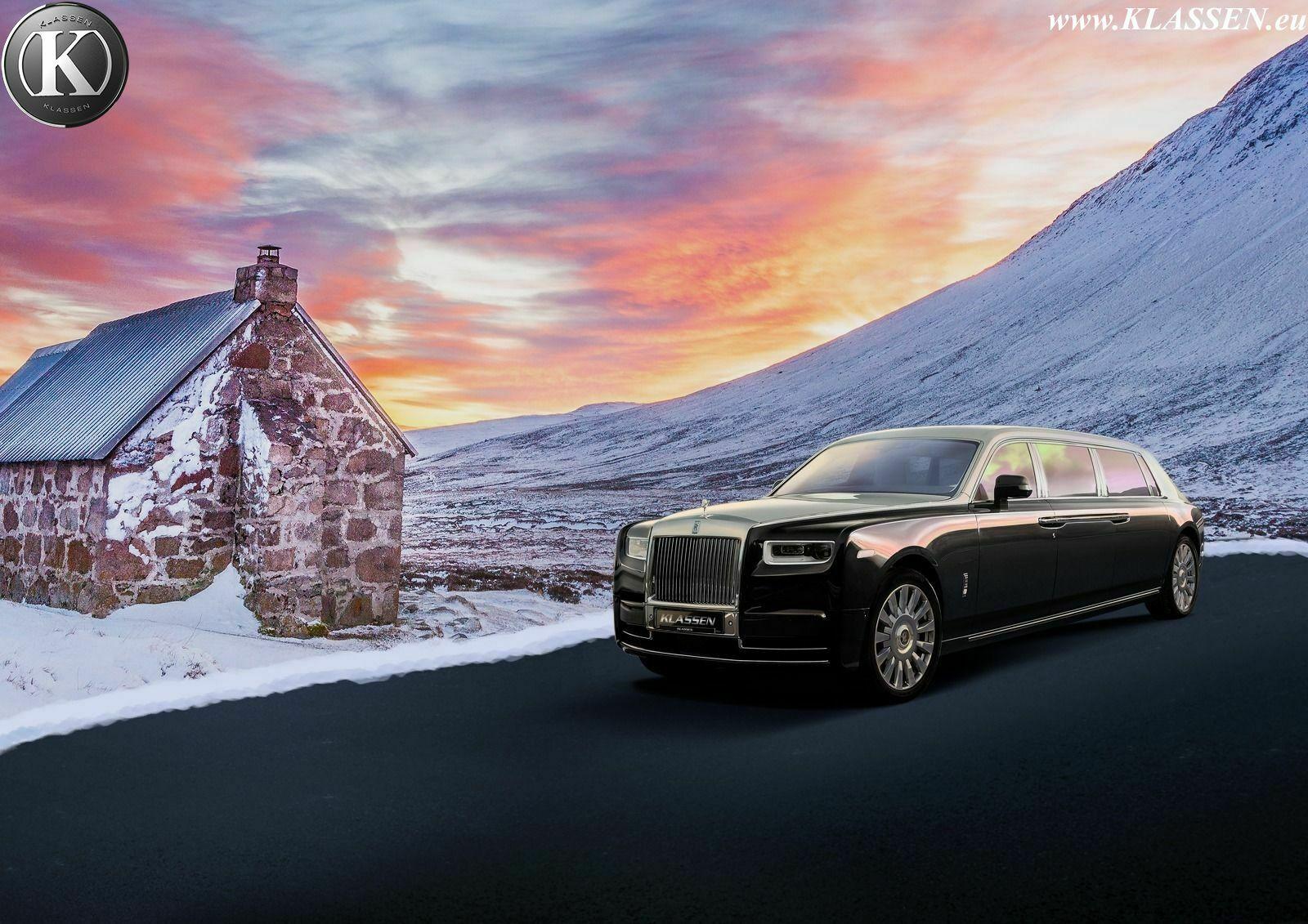 Rolls Royce Phantom Klassen Blindado (2)