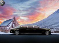 Rolls Royce Phantom Klassen Blindado (4)