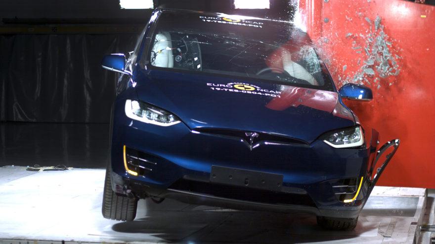 Tesla Euro Ncap