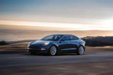 Tesla Model 3, el coche eléctrico más vendido en España en 2019