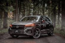 El Volkswagen Touareg, con 500 CV de la mano de ABT, le busca hacer sombra al Audi SQ8