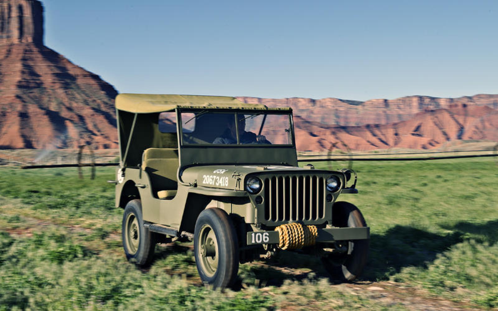 Jeep Heritage Media Program May, 2011