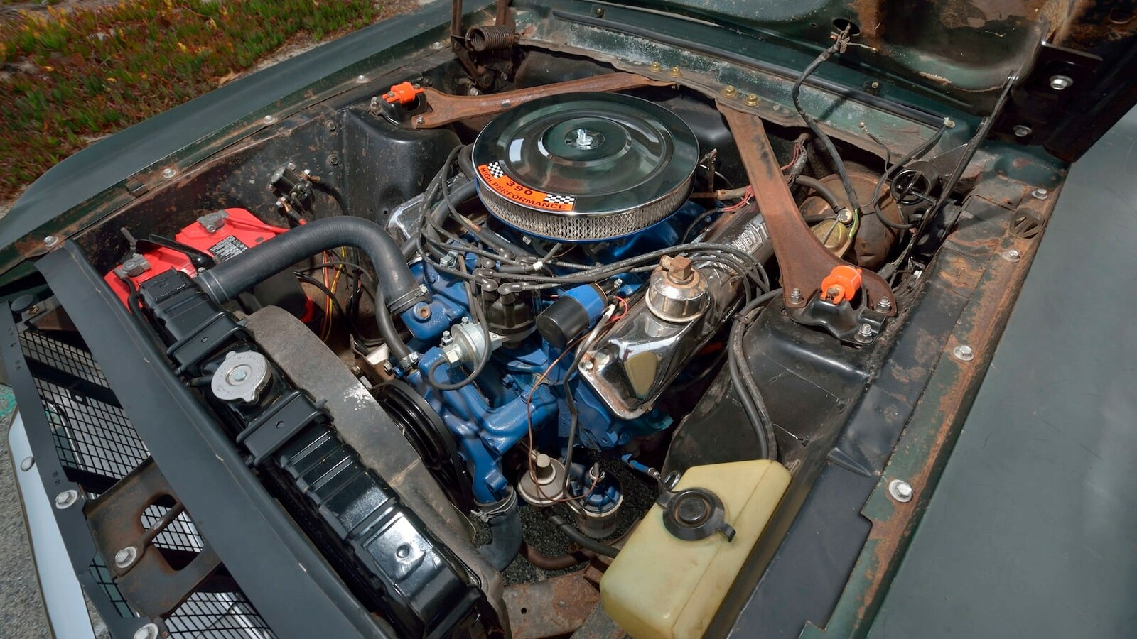 1968 Ford Mustang Gt From Bullitt 6