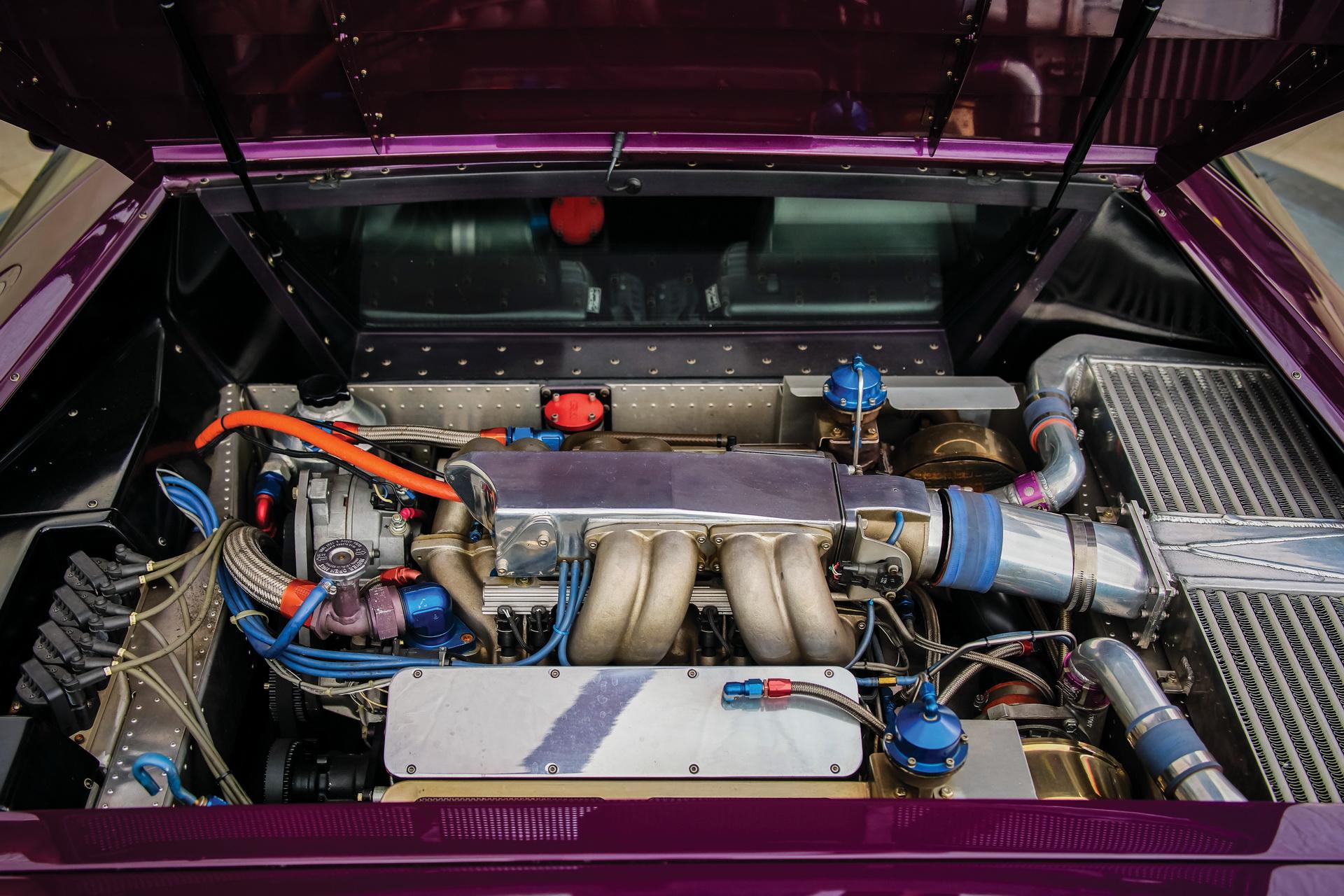 1991 Vector W8 Twin Turbo 03