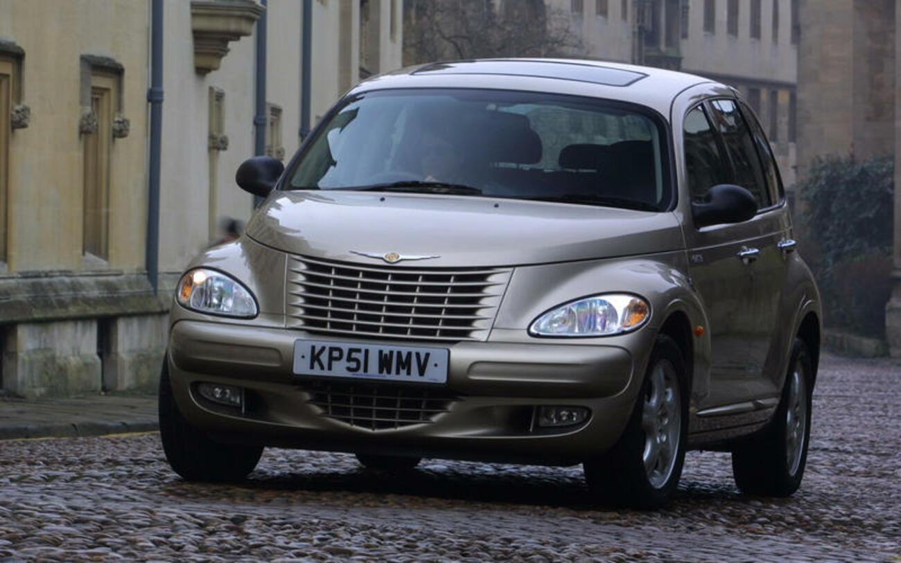 5 Chryser Pt Cruiser Chrysler 0