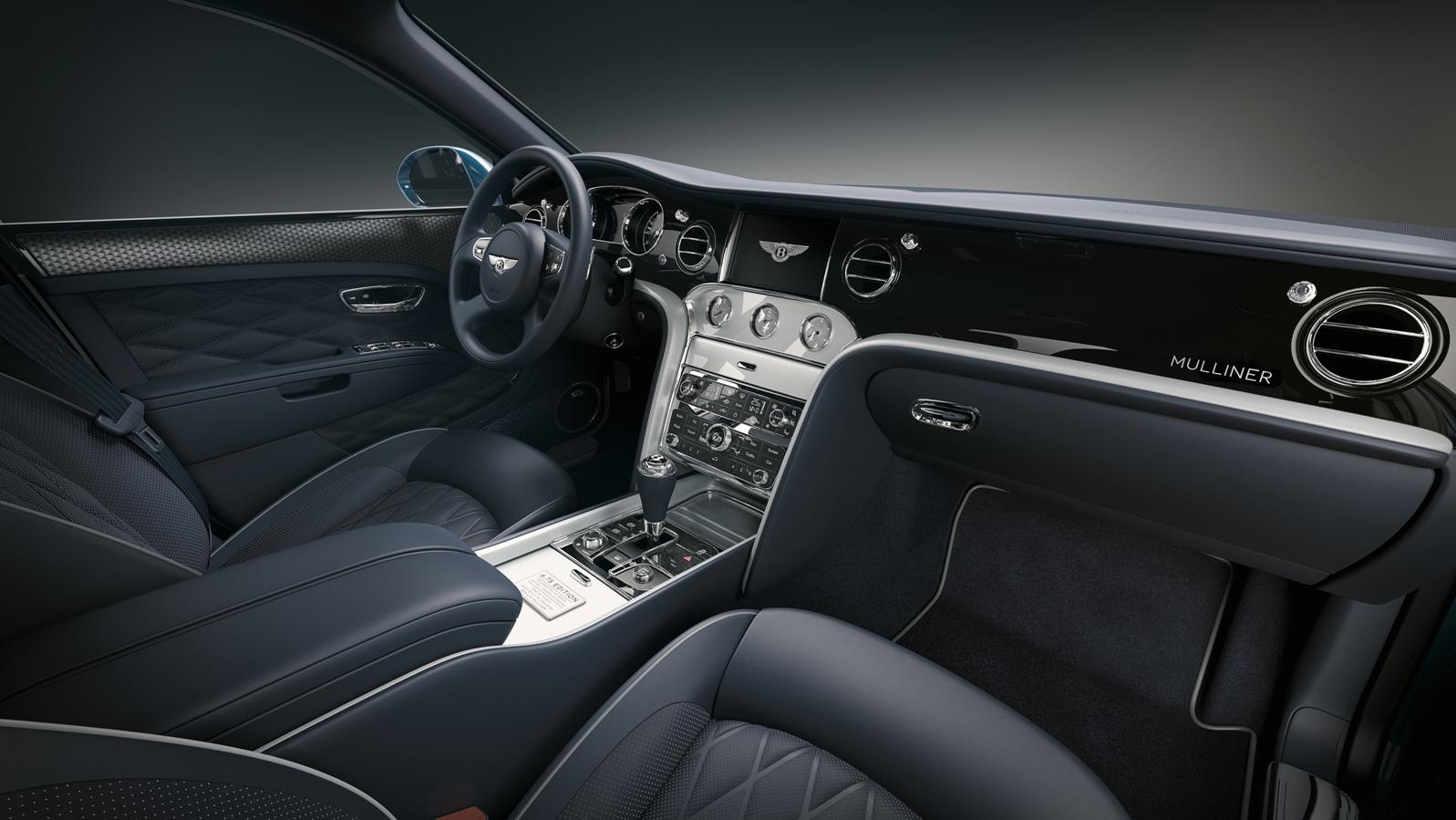 Bentley Mulsanne 6 75 Edition By Mulliner (9)