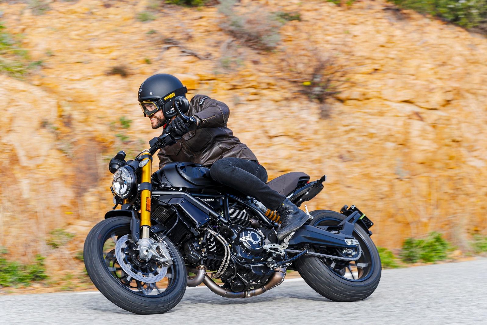 Ducati Scrambler 1100 Pro Y Scrambler 1100 Sport Pro (4)