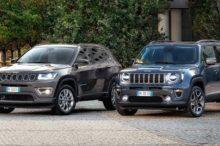 Jeep Renegade 4xe y Jeep Compass 4xe, así es la «First Edition» de los nuevos híbridos enchufables