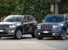 Jeep Renegade 4xe Jeep Compass 4xe (1)