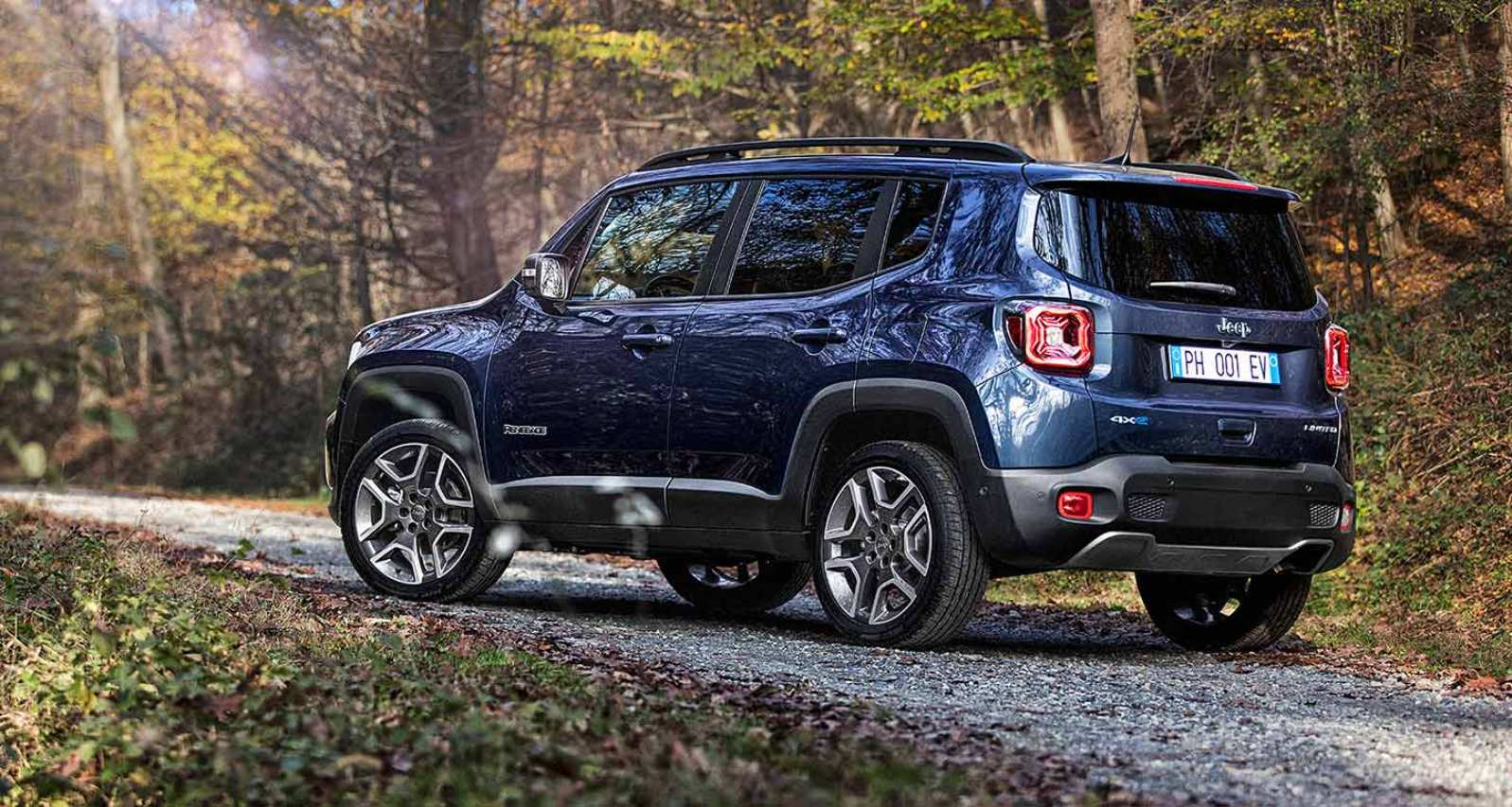 Jeep Renegade 4xe Jeep Compass 4xe (4)
