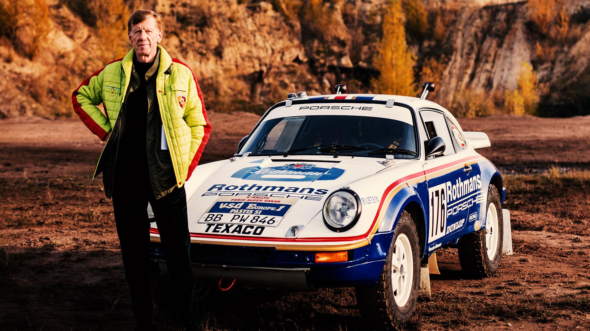 Porsche Top Rally Cars 1