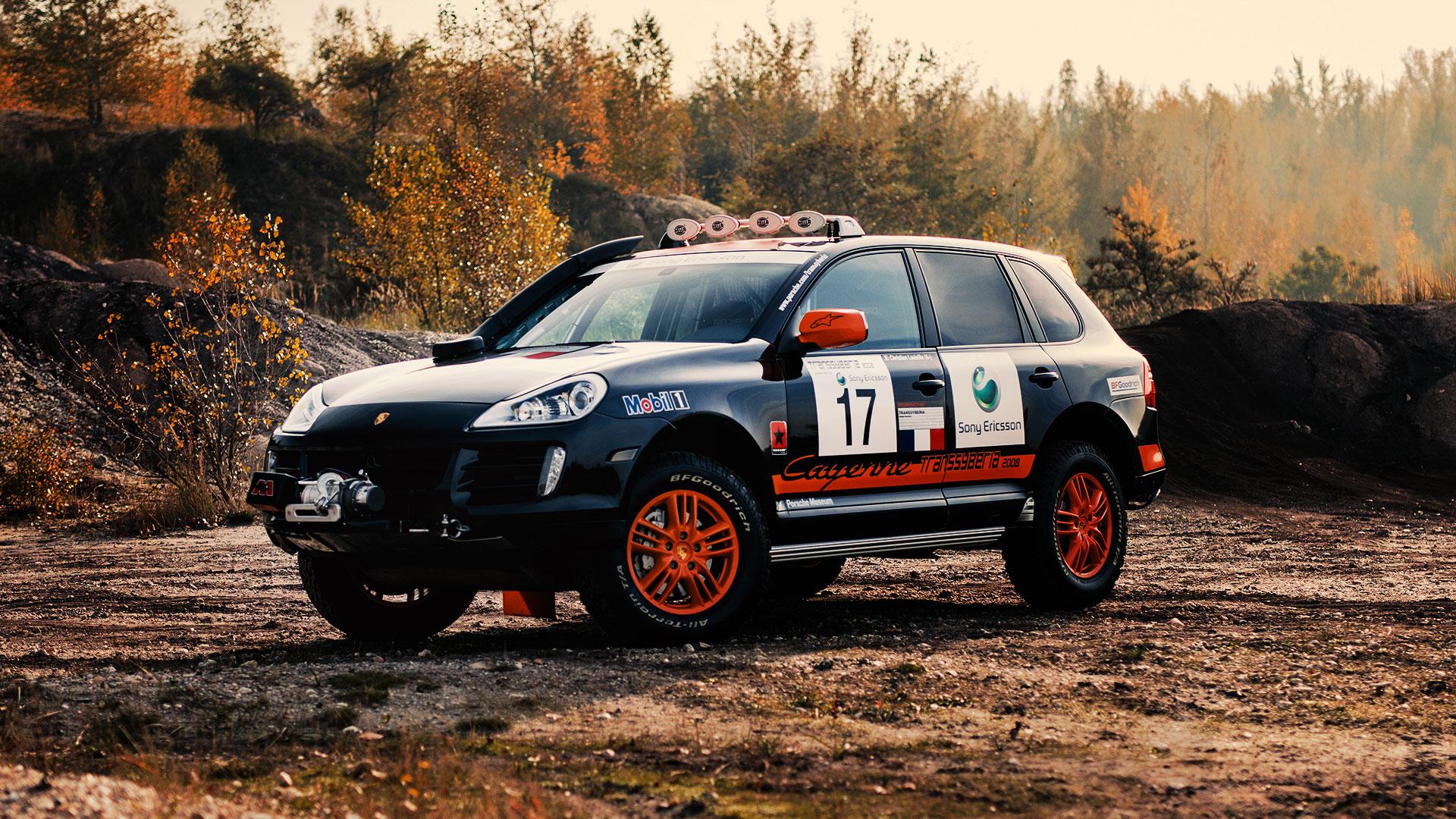 Porsche Top Rally Cars 3