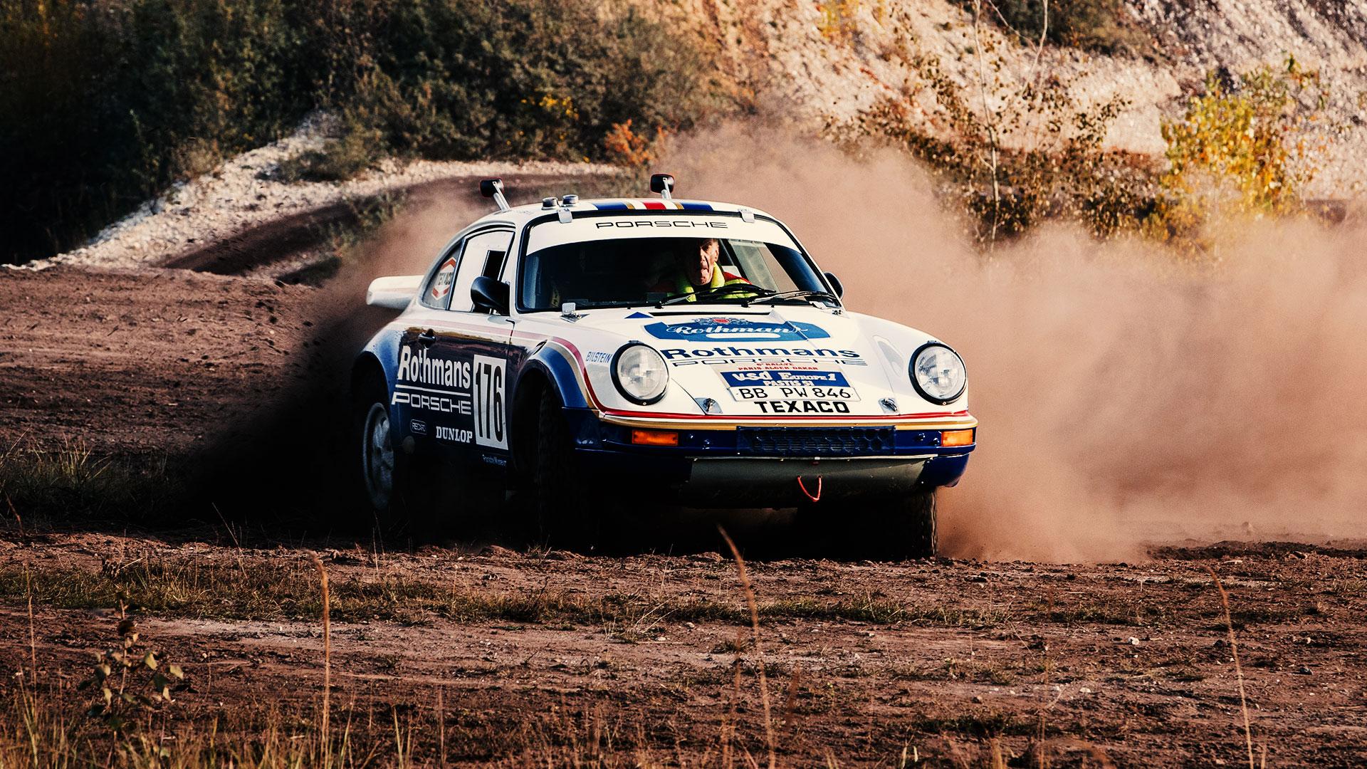 Porsche Top Rally Cars 4