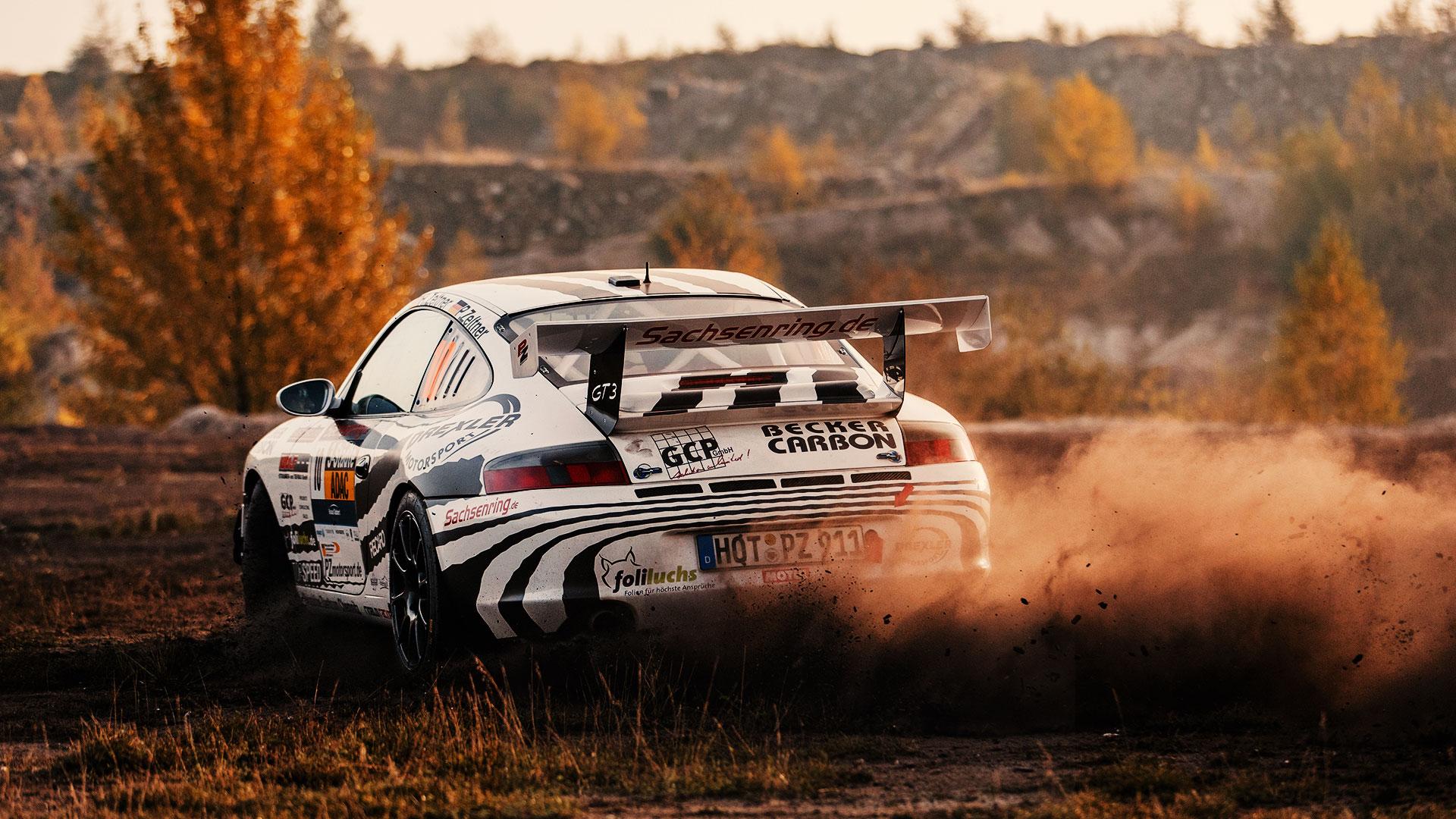 Porsche Top Rally Cars