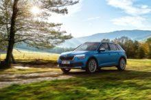 El Škoda Kamiq saca su lado más aventurero con el nuevo acabado «Scoutline»